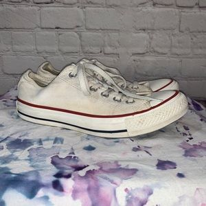 Converse All Star Sneakers Dingy White